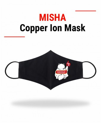 MISHA Copper Ion Mask