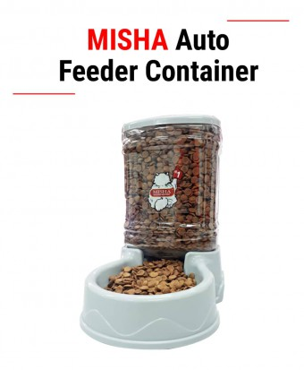 MISHA Auto Feeder Container