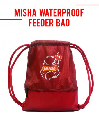 MISHA Waterproof Feeder Bag